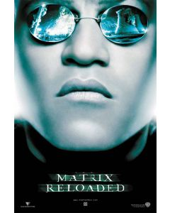 The Matrix - Reloaded - Movie Poster