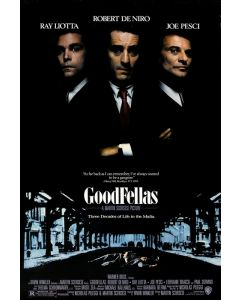 Goodfellas - Movie Poster