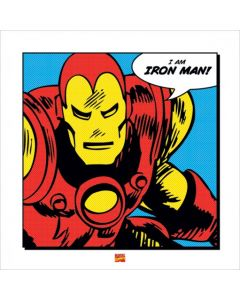 Iron Man - Art Print