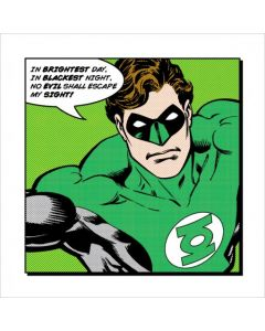 The Green Lantern - Art Print