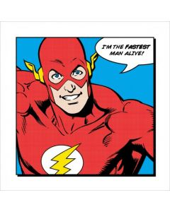 Flash - Art Print