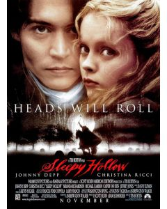 Sleepy Hollow - Movie Poster