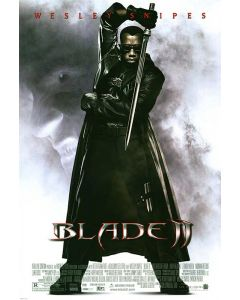 Blade II - Movie Poster