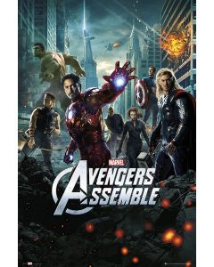 The Avengers - Movie Poster