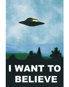 X-Files - I Want to Believe - TV Show Poster