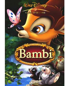 Bambi - Movie Poster