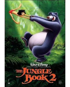 The Jungle Book 2 - Movie Poster