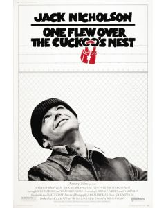 One Flew Over the Cuckoo's Nest - Movie Poster