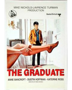 The Graduate - Movie Poster