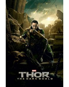 Thor: The Dark World - Movie Poster