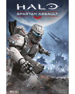 Halo: Spartan Assault - Gaming Poster