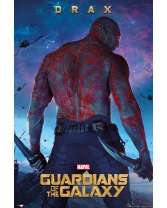 Guardians Of The Galaxy - Movie Poster