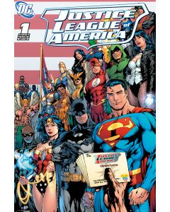 Justice League Of America - Poster