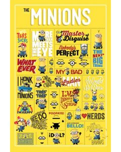 Despicable Me - Movie Poster