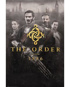 The Order 1886 - Gaming Poster