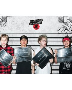 5 Seconds Of Summer - Mini Poster