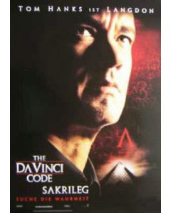 The Da Vinci Code - Movie Poster