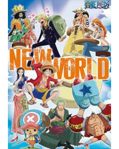 One Piece: New World - TV Show Poster