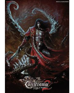 Castlevania 2: Lords Of Shadow - Gaming Poster