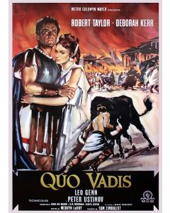 Quo Vadis - Movie Poster