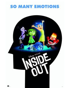 Inside Out - Movie Poster