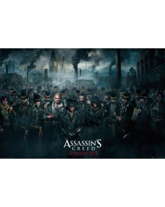 Assassin's Creed: Syndicate - Gaming Poster