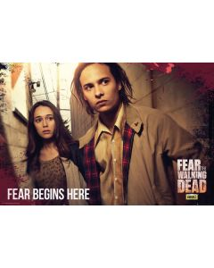 Fear The Walking Dead - TV Show Poster