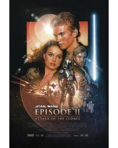 Star Wars: Episode II - Attack Of The Clones - Movie Poster