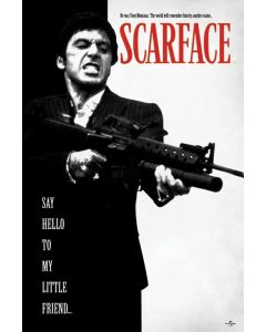 Scarface - Movie Poster