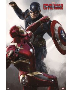 Captain America 3: Civil War - Movie Poster