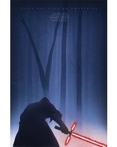 Star Wars: Episode VII - The Force Awakens - Movie Poster