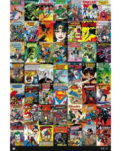 DC Comics - Comic Poster