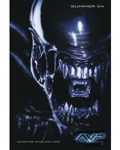 Alien Vs. Predator - Movie Poster