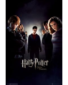 Harry Potter And The Order Of The Phoenix - Movie Poster