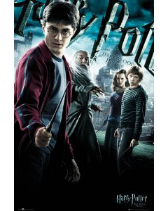 Harry Potter And The Half-Blood Prince - Movie Poster