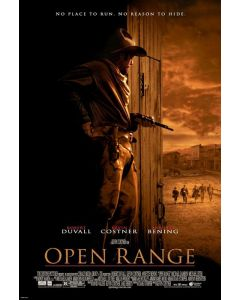 Open Range - Movie Poster