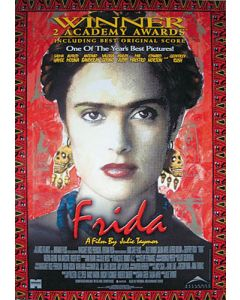 Frida - Movie Poster