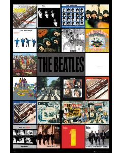 The Beatles - Music Poster
