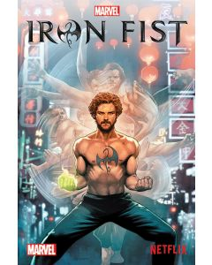 Iron Fist - TV Show Poster