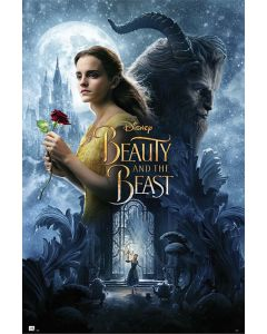 Beauty And The Beast - Movie Poster