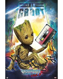 Guardians Of The Galaxy Vol. 2 - Movie Poster