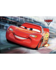Cars 3 - Movie Poster
