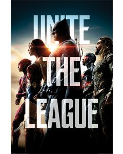 Justic League - Movie Poster