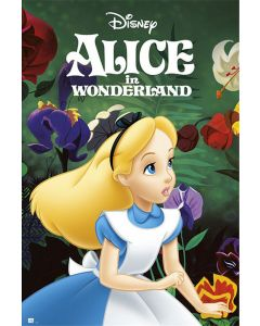 Alice In Wonderland - Movie Poster