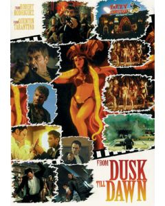 From Dusk Till Dawn - Movie Poster