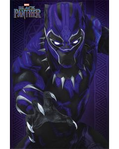 Black Panther - Movie Poster