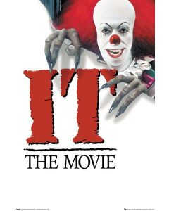 IT - The Movie - Movie Poster