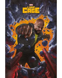 Luke Cage - TV Show Poster
