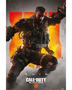 Call Of Duty: Black Ops 4 - Gaming Poster