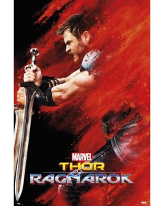 Thor: Ragnarok - Movie Poster